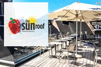 The Sunroof: The only rooftop terrace in Namur
